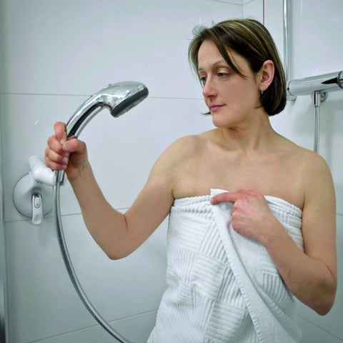 Mobeli-Shower-Head-Positioner-(Without-Swivel-Arm-/-With-Swivel-Arm) Without Swivel Arm