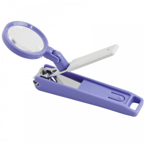 Nail-Clipper-with-Magnifier One Size