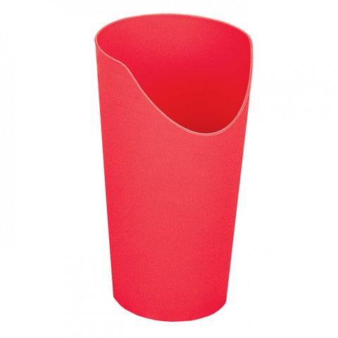 Nose-Cutout-Cup-in-Red,-Blue-or-Cream Cream