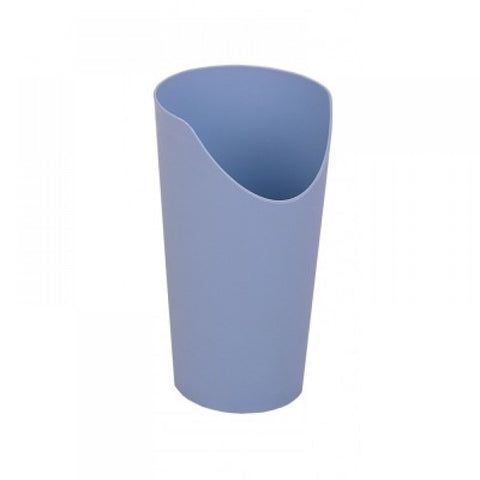 Nose-Cutout-Cup-in-Red,-Blue-or-Cream Blue