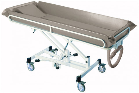 Paediatric-Shower-Trolley Hydraulic Height Adjustable Shower Trolley