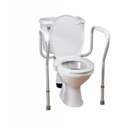 Pan-Fitted-Toilet-Surround-Safety-Frame One size