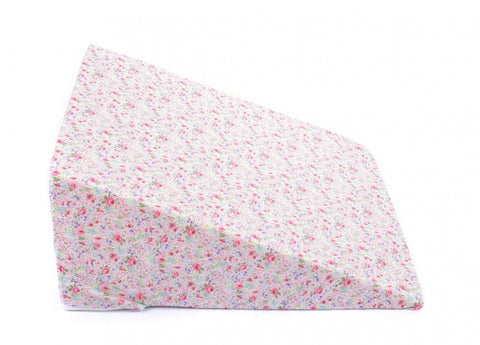 Patterned-Bed-Wedge Ditsy Floral