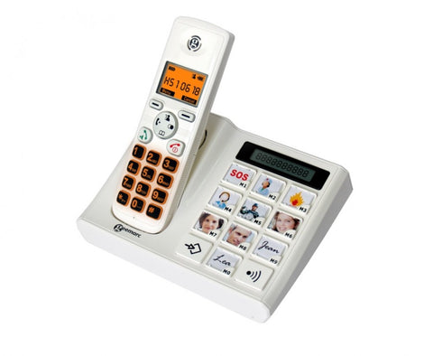 Photodect-Big-Button-Cordless-Phone Photodect Big Button Cordless Phone