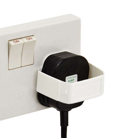 Plug-Mates---Pack-of-4 White