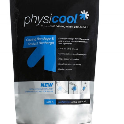 Physicool-Combi-Pack Physicool Combi Pack - 10cm x 2m bandage + 150ml Coolant