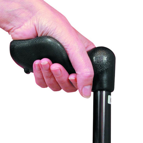 Arthritis-Grip-Cane-Adjustable Right