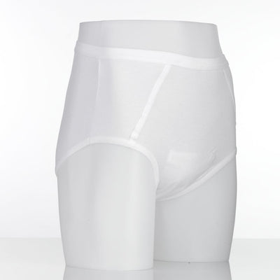The image shows the Vida Male Washable Pouch Pants