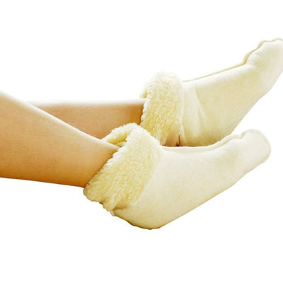 Simplantex Fleece Bed-Socks Large