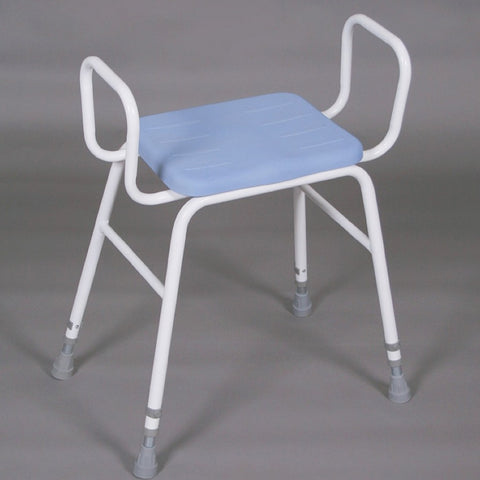 Perching-Stool-with-PU-seat Stool only