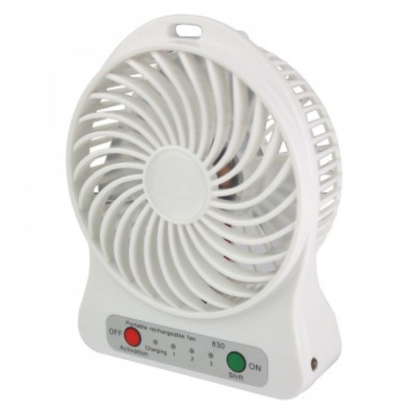 Rechargeable-Mighty-Fan One
