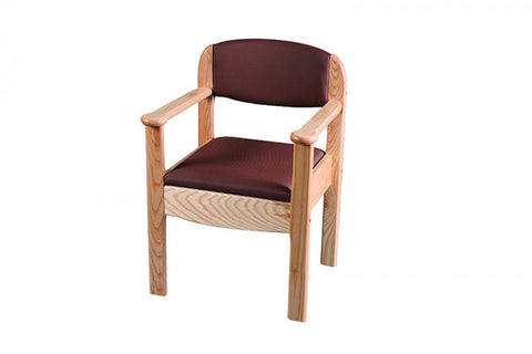 Royale-Wooden-Commode-Chair-Royale Dusky pink seat
