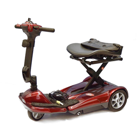 Three Wheel Folding Mobility Scooter