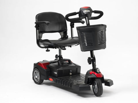 Scout-3-Wheel-Scooter Spirit Red
