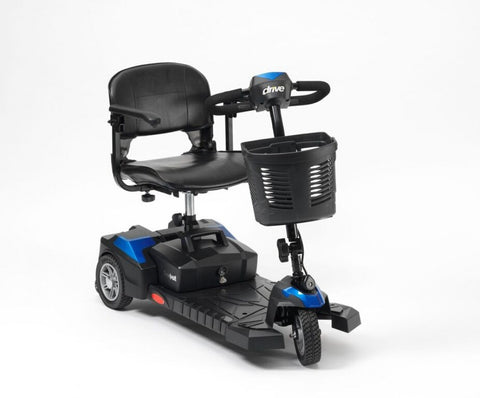 Scout-3-Wheel-Scooter Electric Blue
