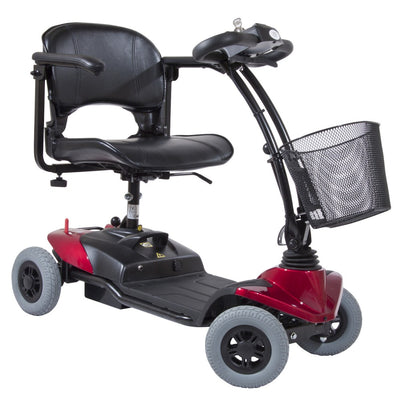 Shop-Ability-Scooter Red
