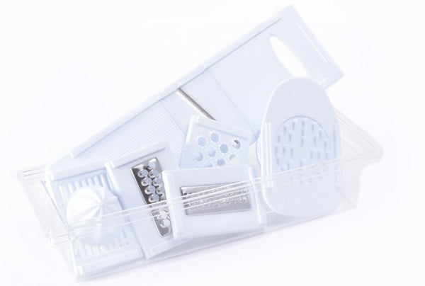 Small-Multi-Grater---Clear/White One size