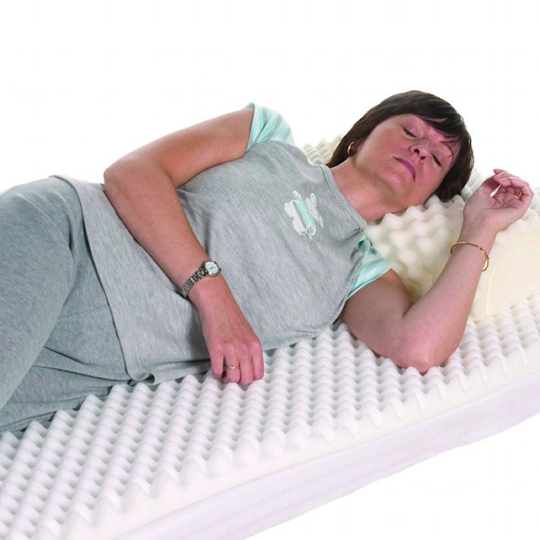 Harley-Ripple-Mattress-Topper-with-cover Single