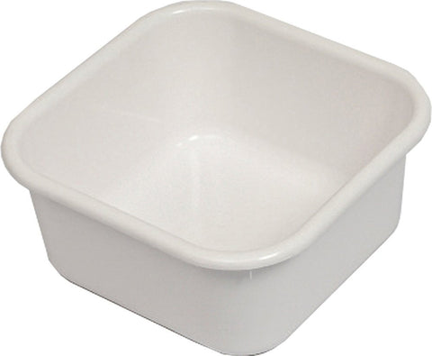 Square-Commode-Pan White