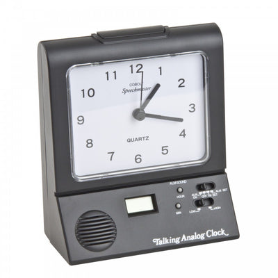 Talking-Alarm-Clock-Analogue Talking Alarm Clock Analogue