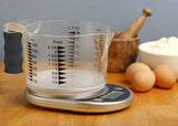 Talking Scales with Measuring Jug