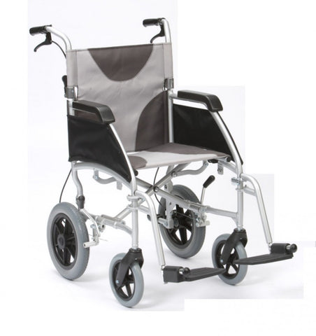 Ultra-Lightweight-Aluminium-Wheelchair Self Propelled