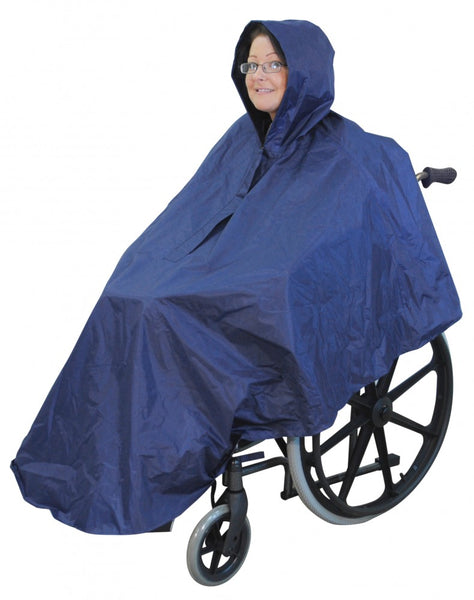 Universal-Wheelchair-Poncho One