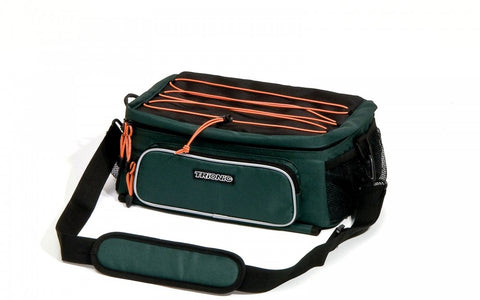 Veloped-Trek-seat/shoulder-bag green/black/orange