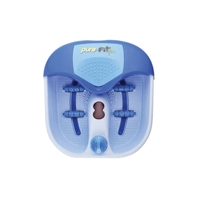 The image shows the Deluxe Massage Foot Spa