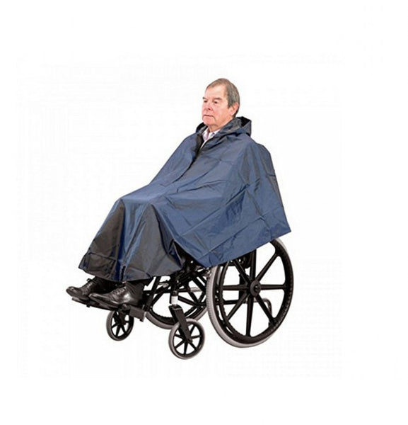 Wheelchair-Poncho Unlined