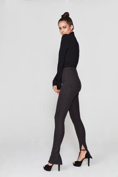 Chanel Pant - Charcoal: thesixes.com
