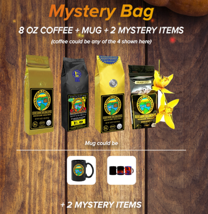 Kona Gold Mystery Bag