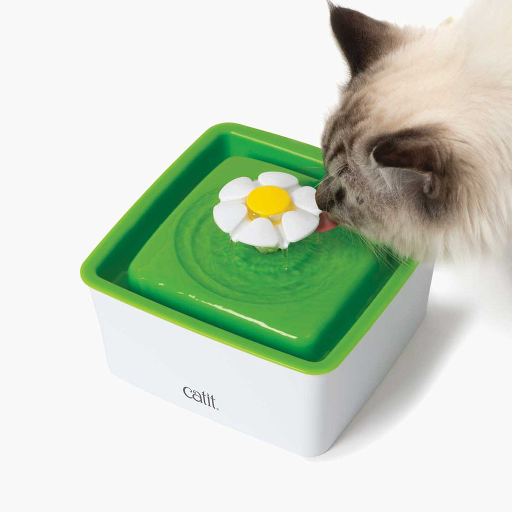 Catit Senses 2.0 Flower Water Fountain Mini 1.5ltr