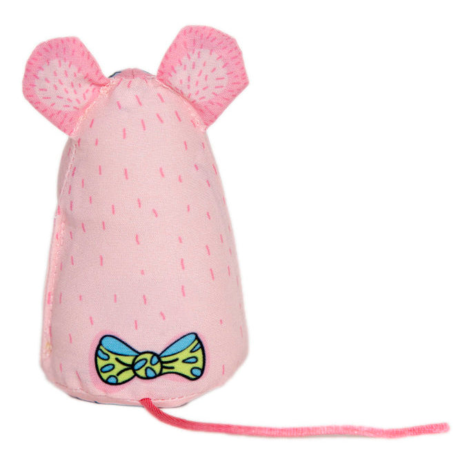Sweet Baby Mice Cupcake Toy