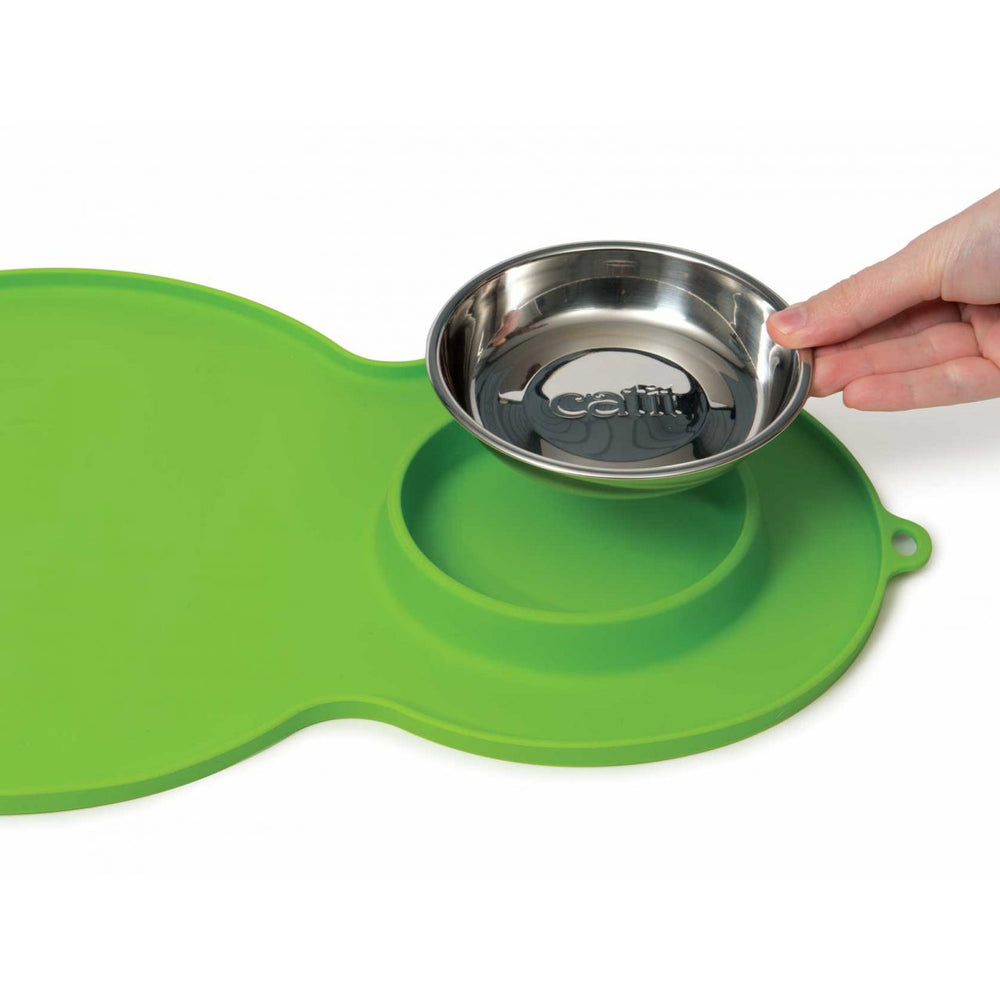 Catit Senses 2.0 Peanut Placemat with Bowl
