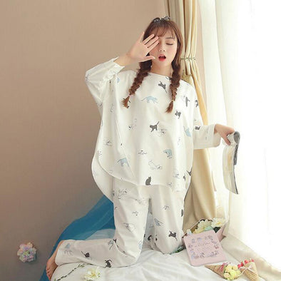 New Fashion Women Pajamas Cute