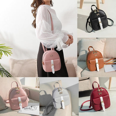 2019 Top Female Backpack Women Fashion