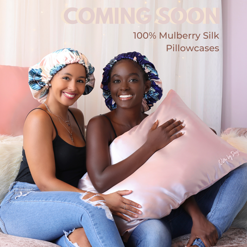 Silk Pillowcases are COMING SOON!