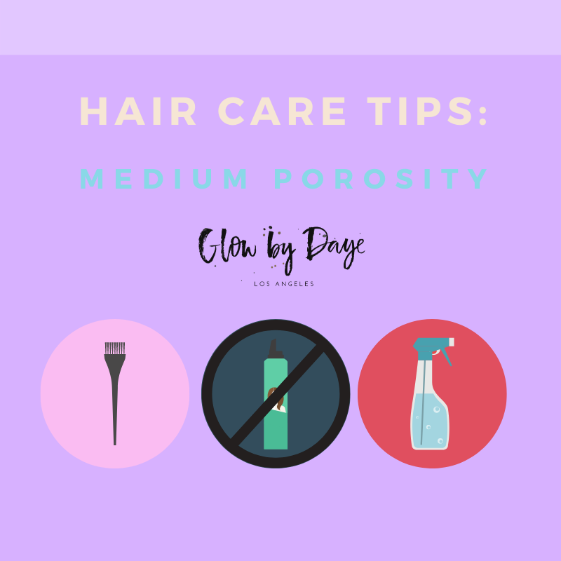 Hair Care Series (Part 3): Normal Porosity