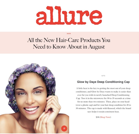 Allure's Hair Care Products You Need to Know about in August 2019