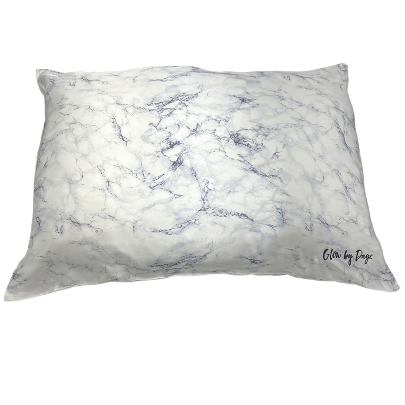 Marble 100% Mulberry Silk DayeDream™️ Pillowcase Standard/Queen