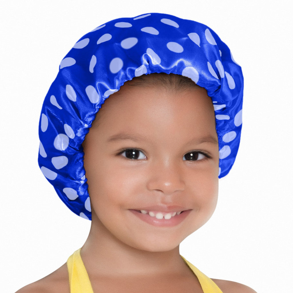 Blues Clues Kids' Satin Bonnet - glow-by-daye