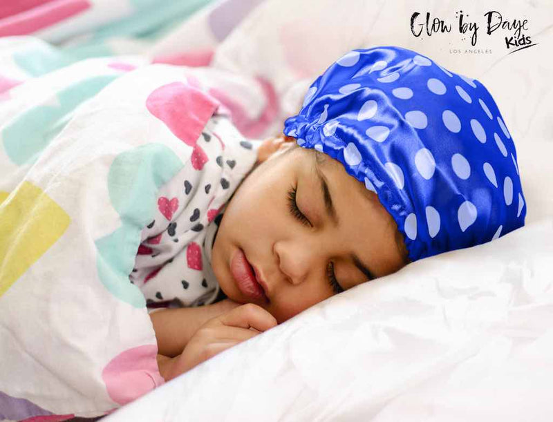 Blues Clues Kids' Satin Bonnet - Glow by Daye