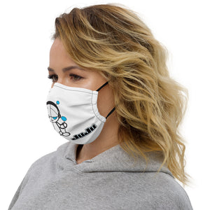 JuJu Logo Cloth Face Mask