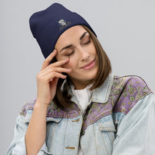 Load image into Gallery viewer, JuJu Embroidered Beanie