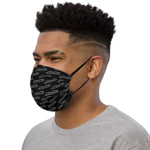 JuJu Pattern Cloth Face Mask