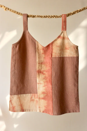Madder Root Zero-Waste Cotton Camisole