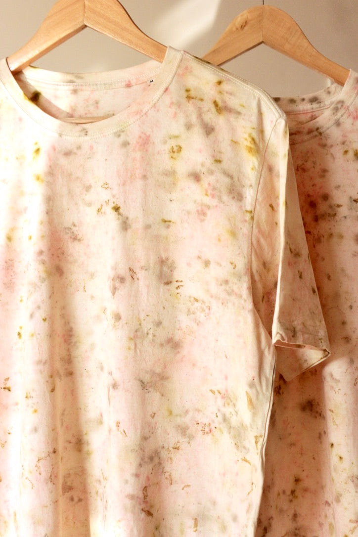 Meadow Plant Dyed Organic Cotton T-Shirt