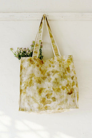 Onion Skin Large Tote Bag