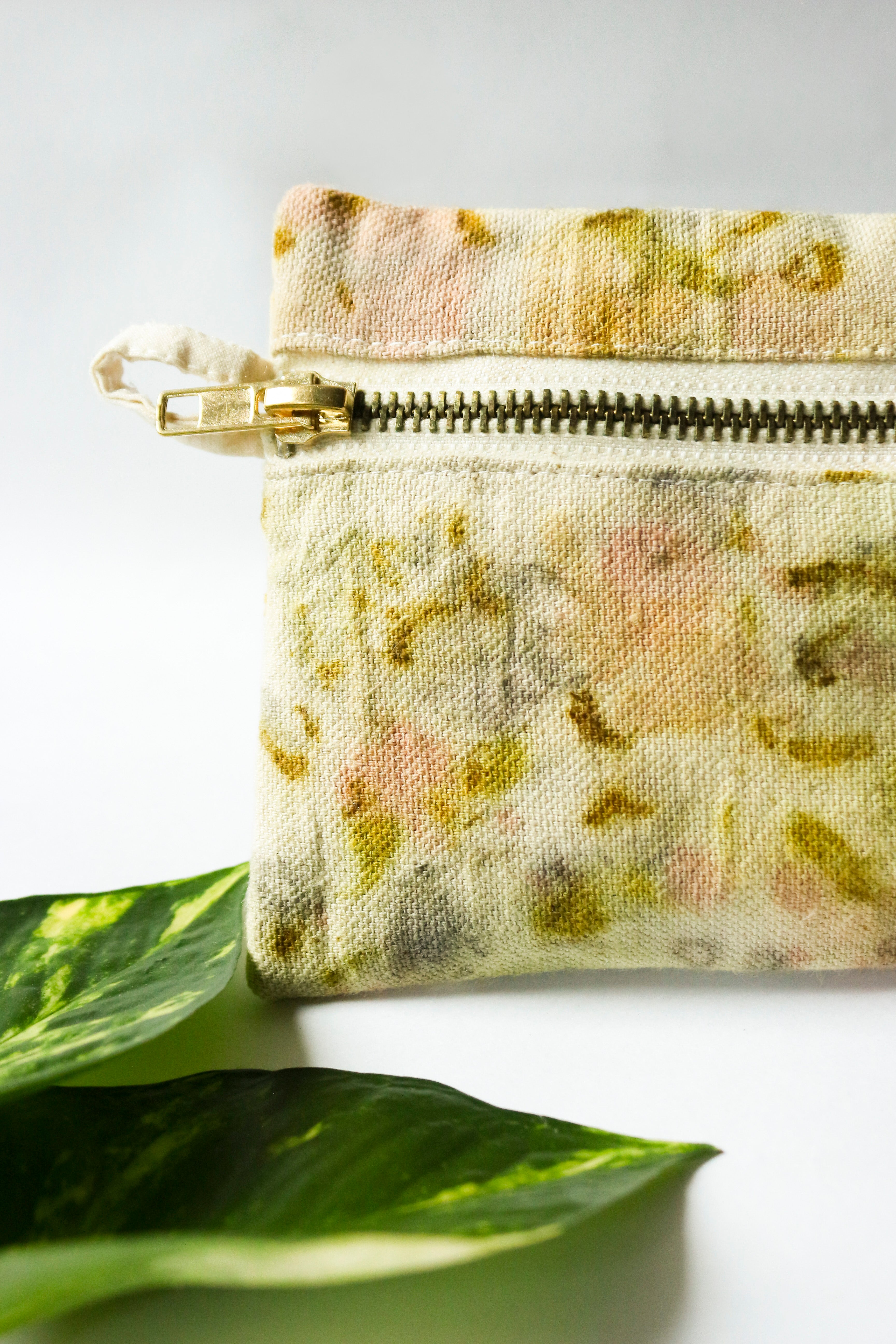 Floral Small Pouch